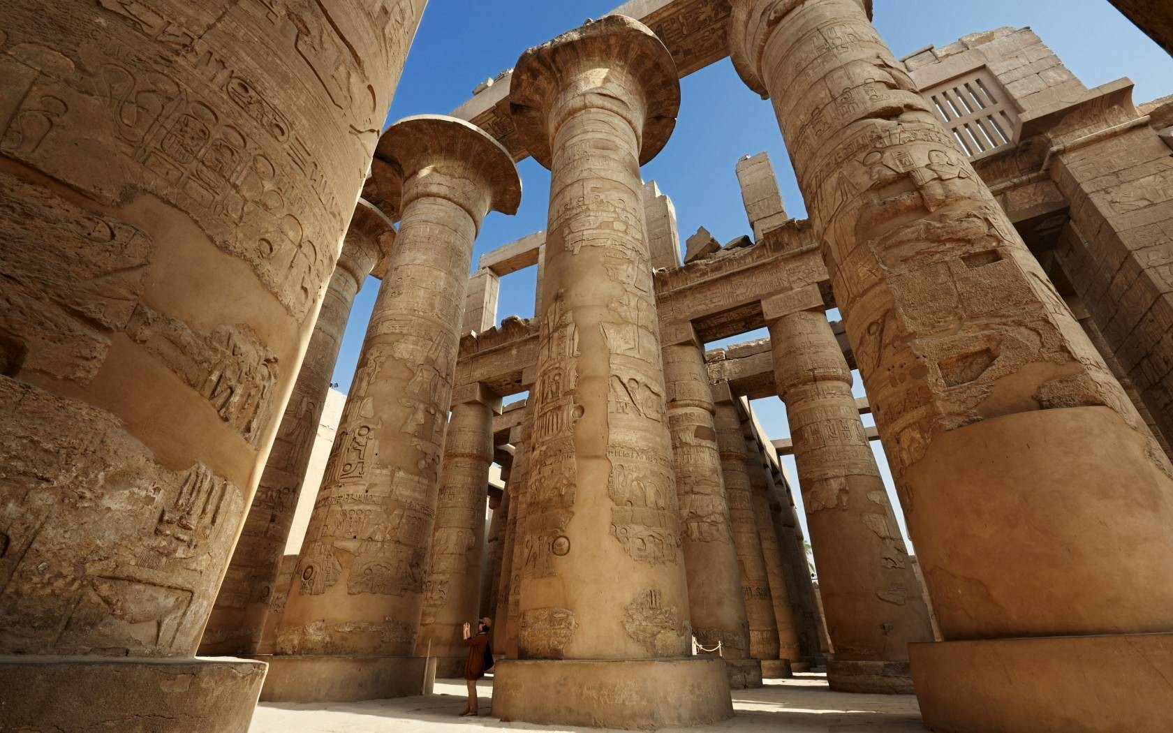 Day tour to Luxor super from Hurghada
